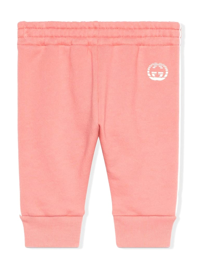 Gucci Pink Baby Jogging Bottoms - Pesca