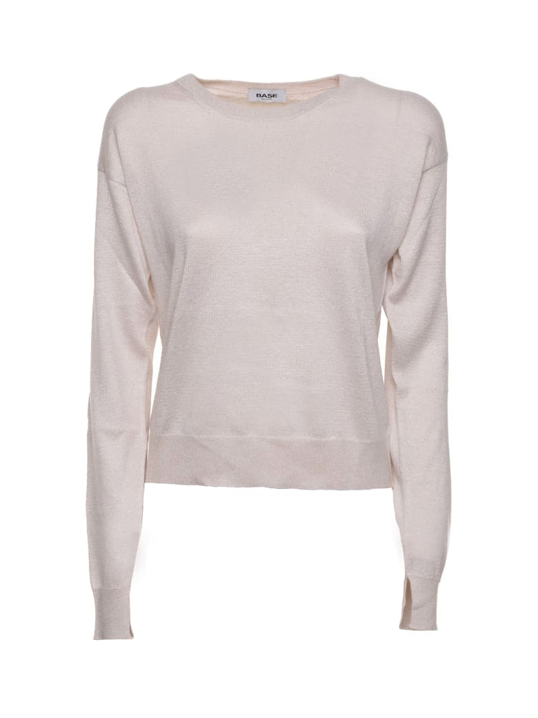 Base Base Milano Cream Sweater - PANNA