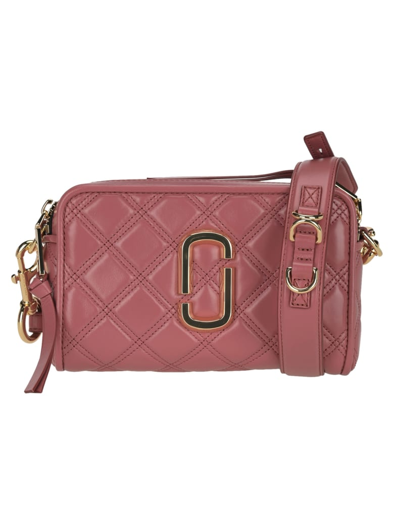Marc Jacobs The Quilted Softshot 21 - SANTA FE RED