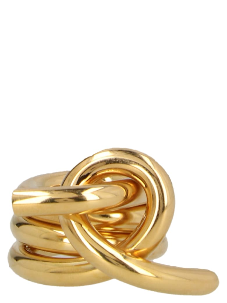 AMBUSH 'knot' Ring - Gold