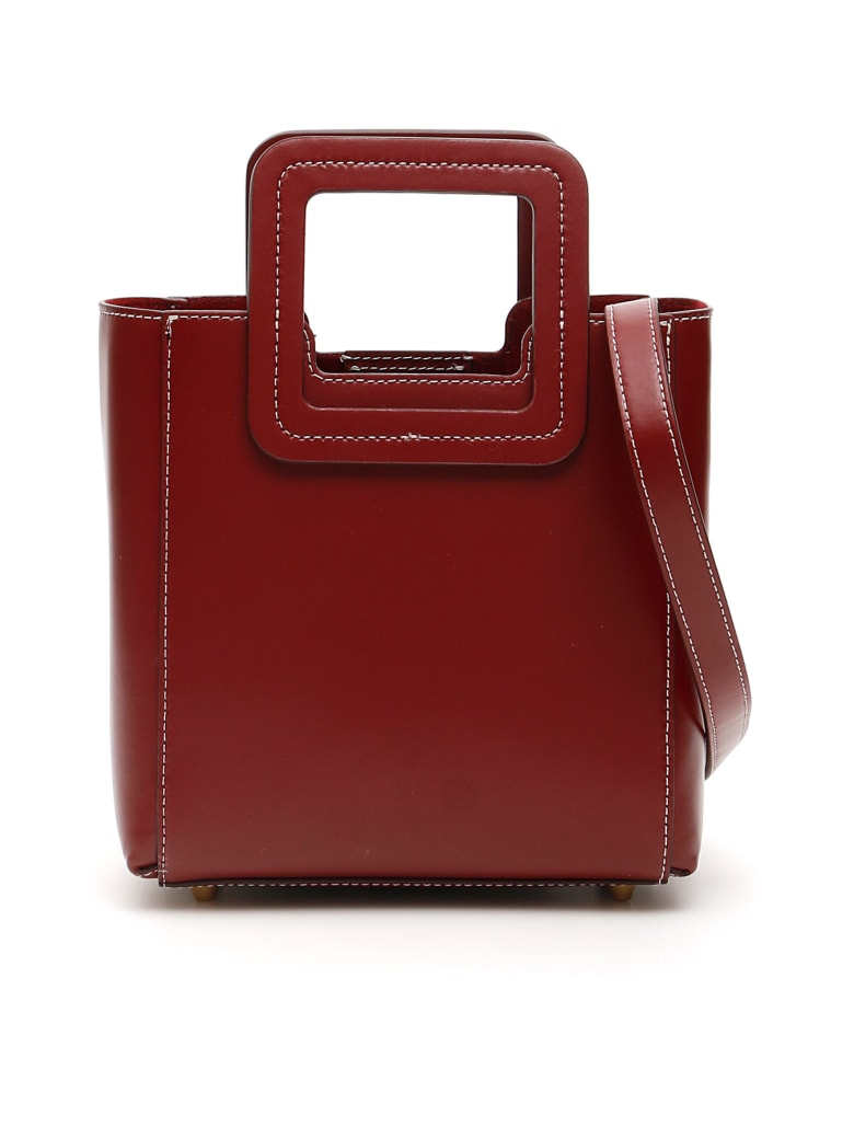 STAUD Mini Shirley Bag - RASPBERRY (Red)