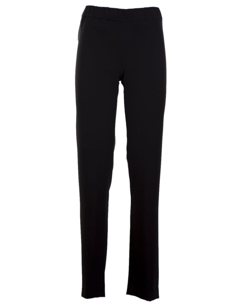 Aspesi Plain Trousers - Nero