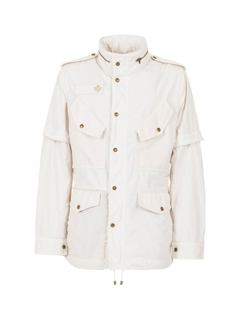 Mr & Mrs Italy Nick Wooster Capsule Unisex Field Jacket - MOON BEAN / MOON BEAN