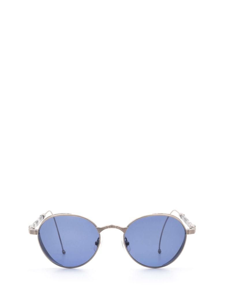 Matsuda Matsuda M3061 Antique Silver Sunglasses - ANTIQUE SILVER