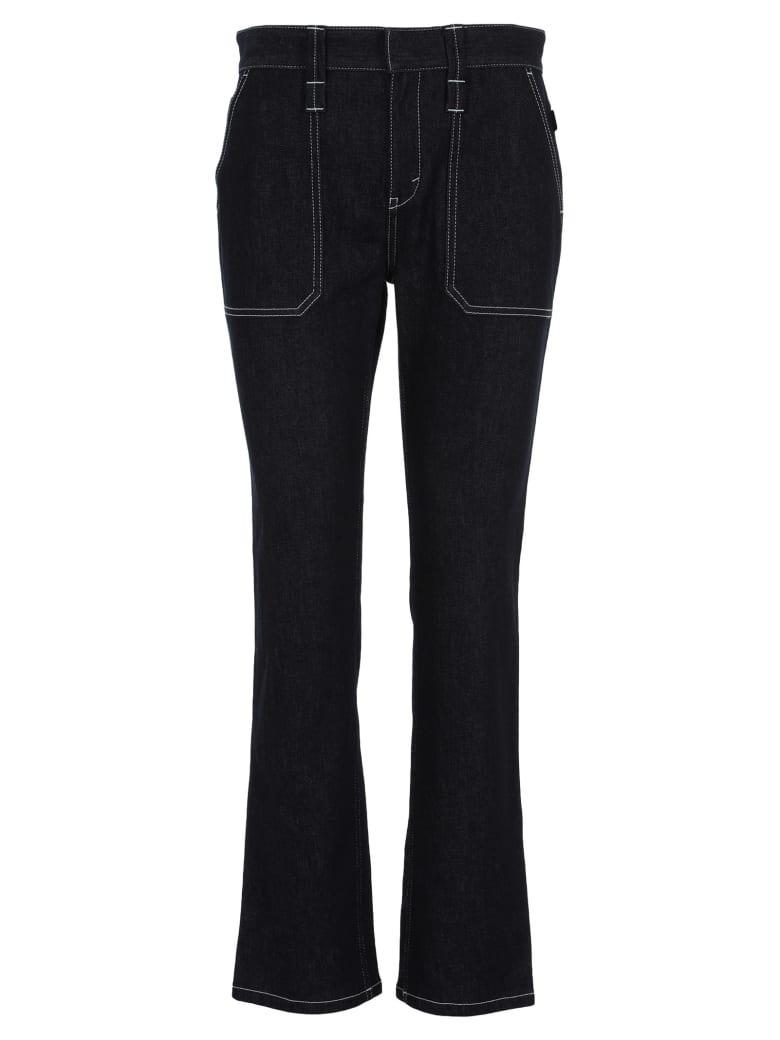 Chloé Chloe' Skinny Jeans - BLUE