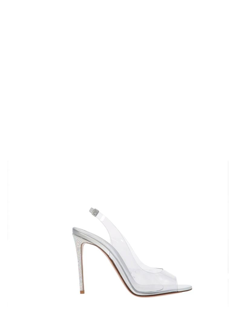 Le Silla 'divina' Shoes - Silver