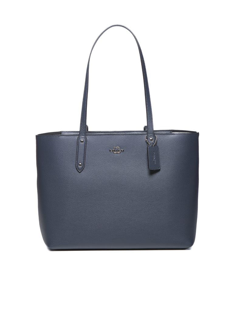 Coach Tote - Navy