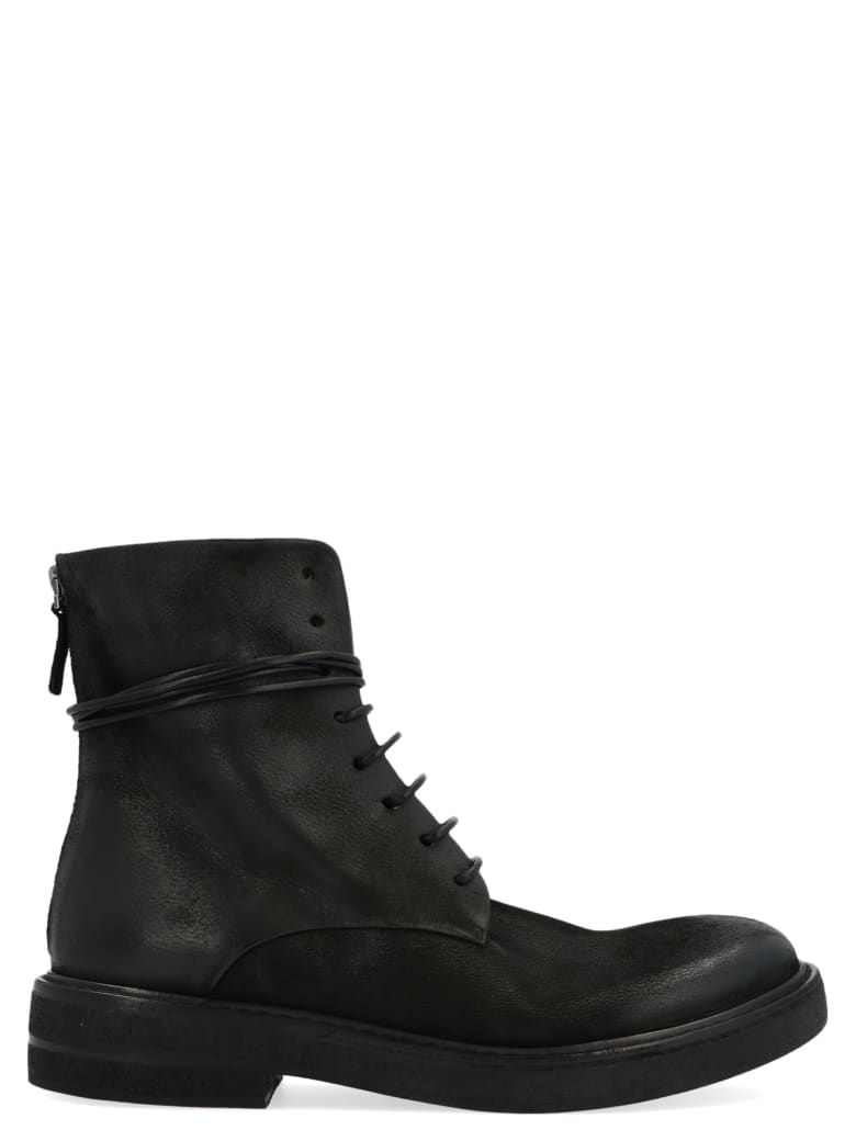 Marsell 'parrucca' Shoes - Black