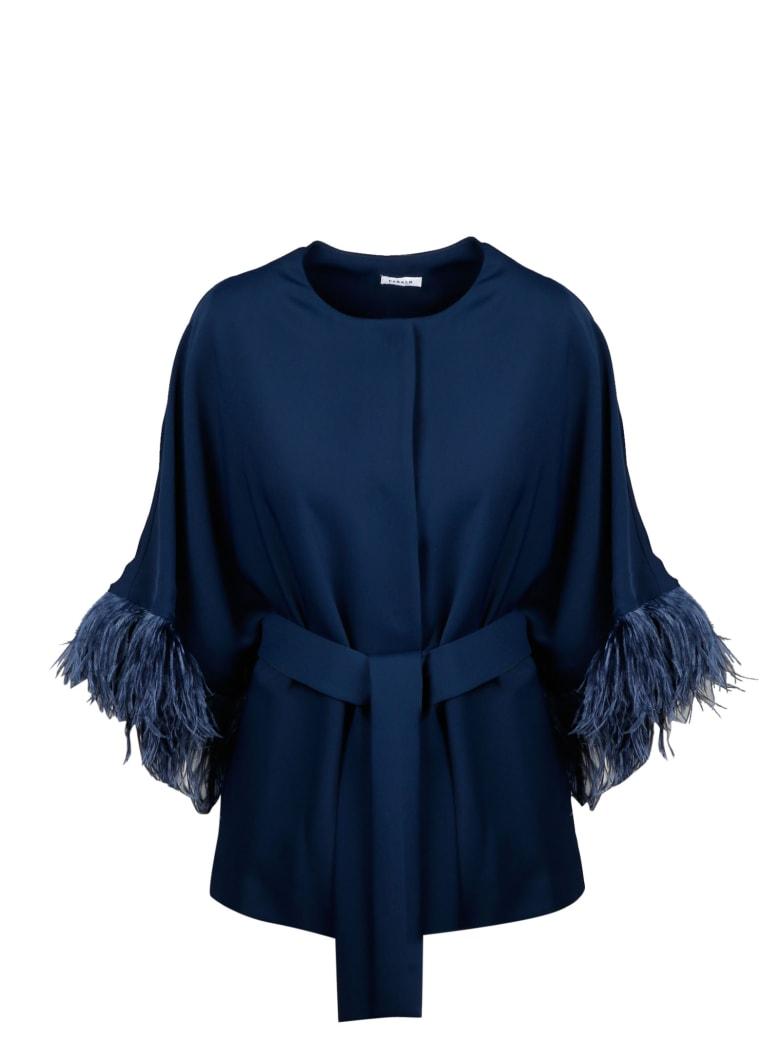 Parosh Panters Jacket - Blue