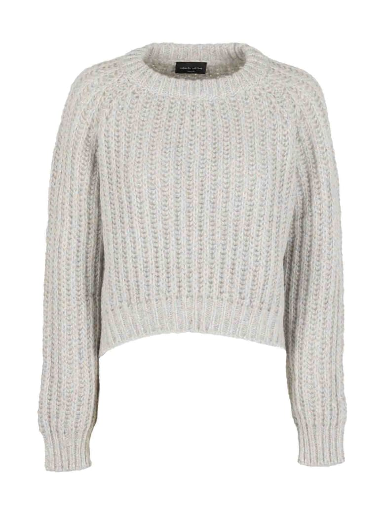 Roberto Collina Sweater - Panna