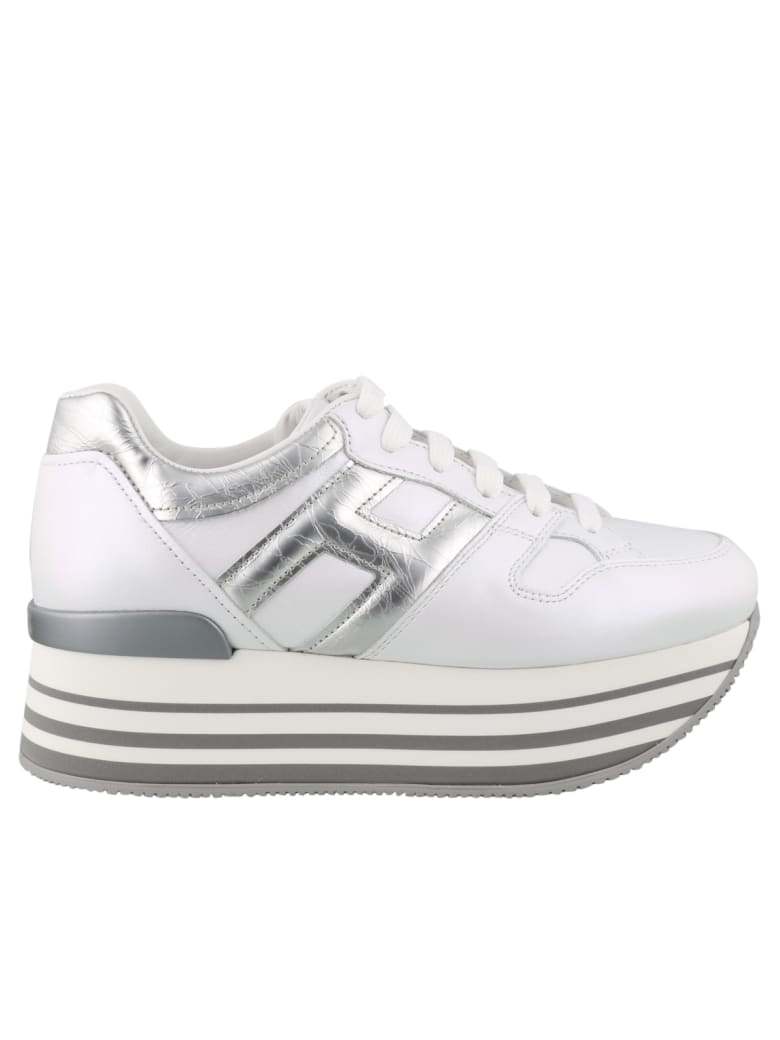 Hogan H283 Sneakers - White