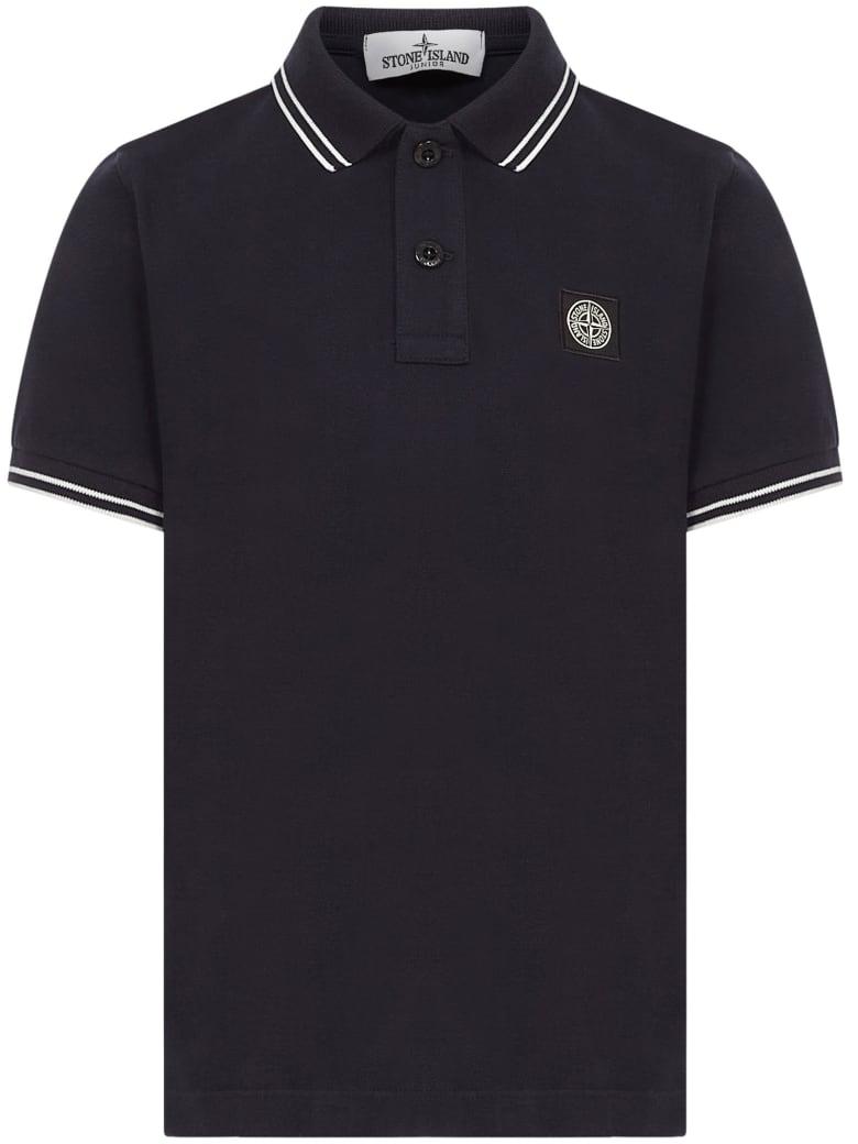 Stone Island Junior Shirt - Blue