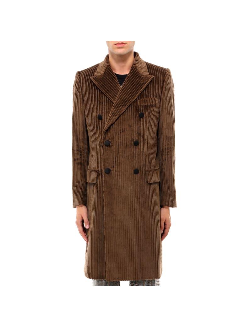 Dolce & Gabbana Coat - Brown