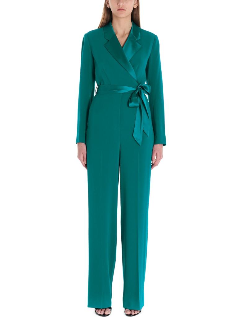Diane Von Furstenberg 'monica' Jumpuist - Green