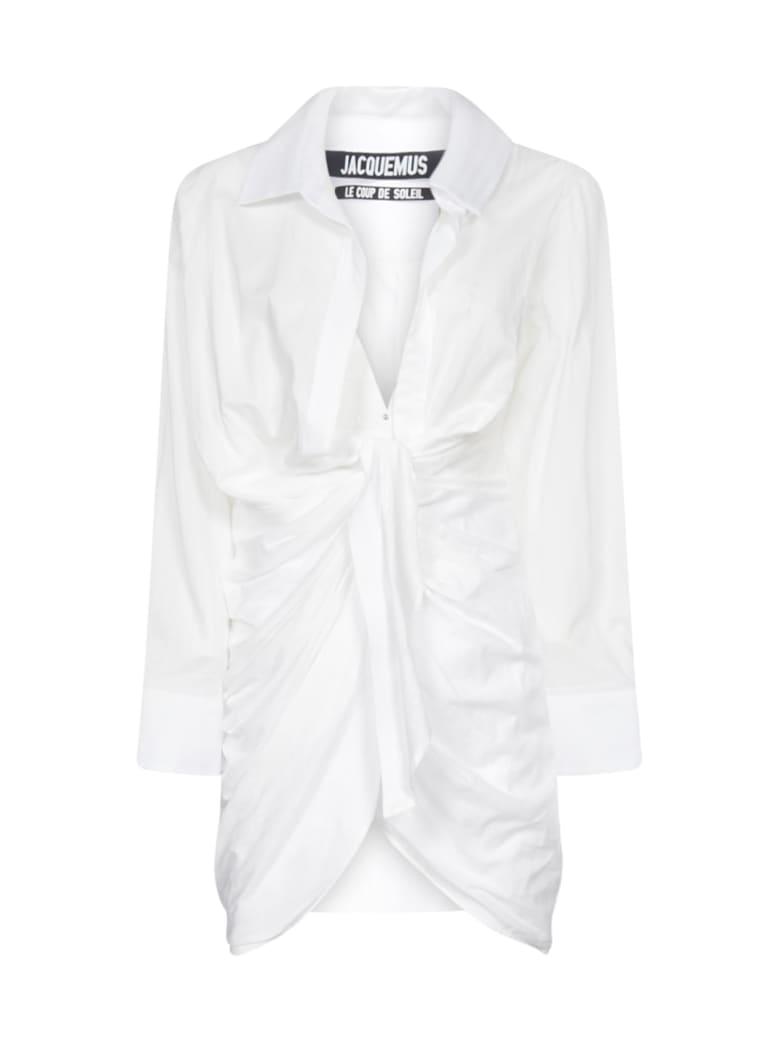 Jacquemus La Robe Bahia Dress - White