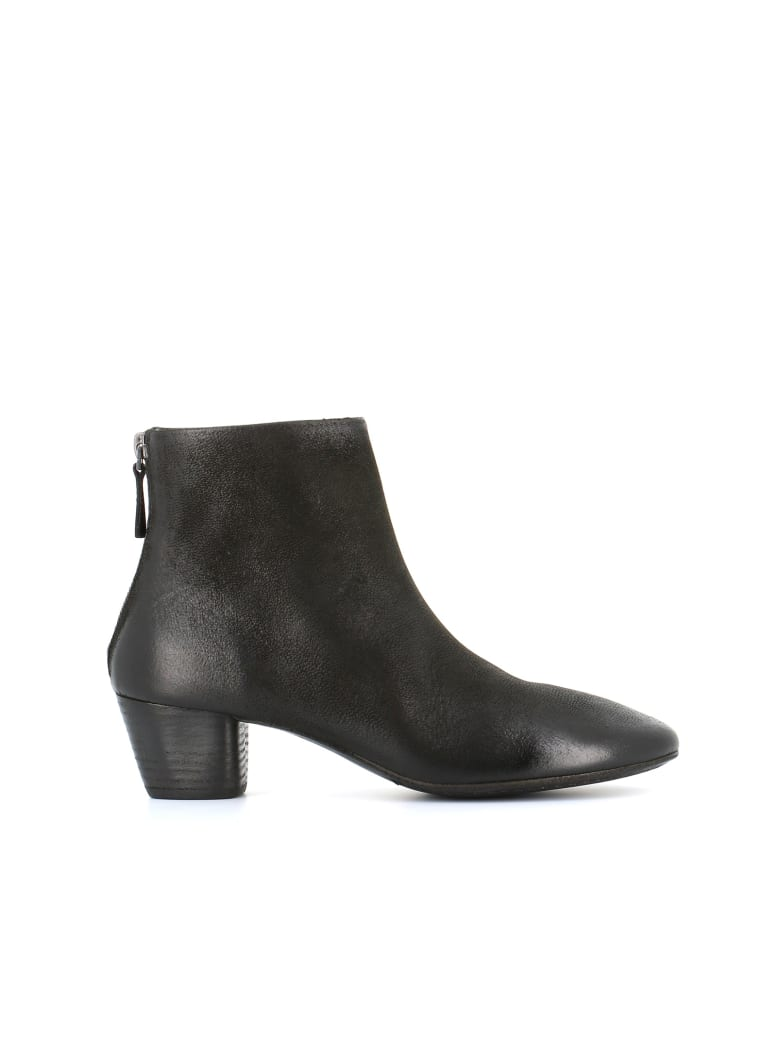"""Marsell Ankle Boots """"mw4481"""" - Black"""