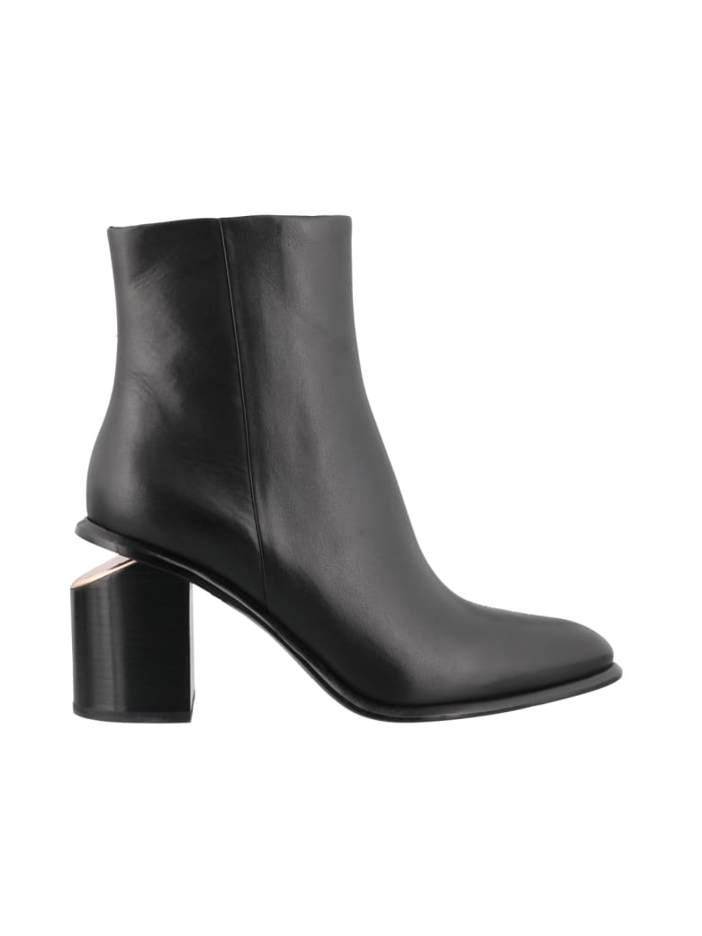 Alexander Wang Anna Ankle Boots - Black