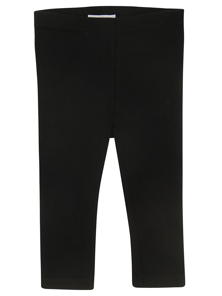 Burberry Logo Trousers - Black