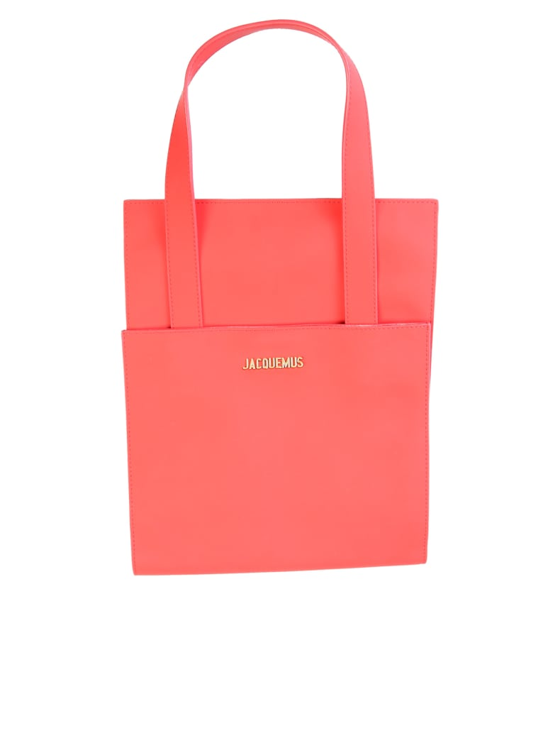 Jacquemus Le Sac Murano Bag - Red