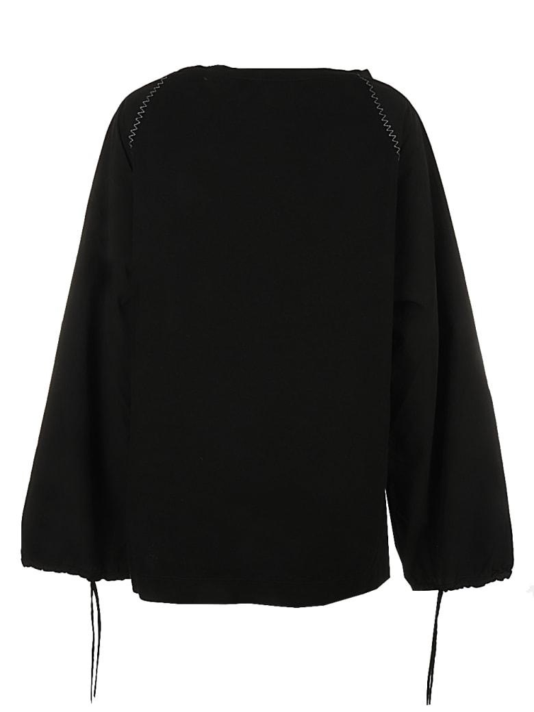 Moncler Ls T-shirt - Nero