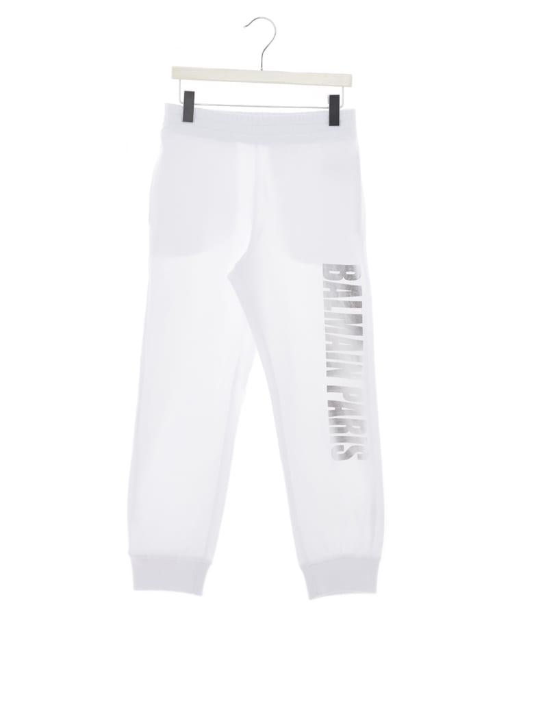Balmain Sweapants - White