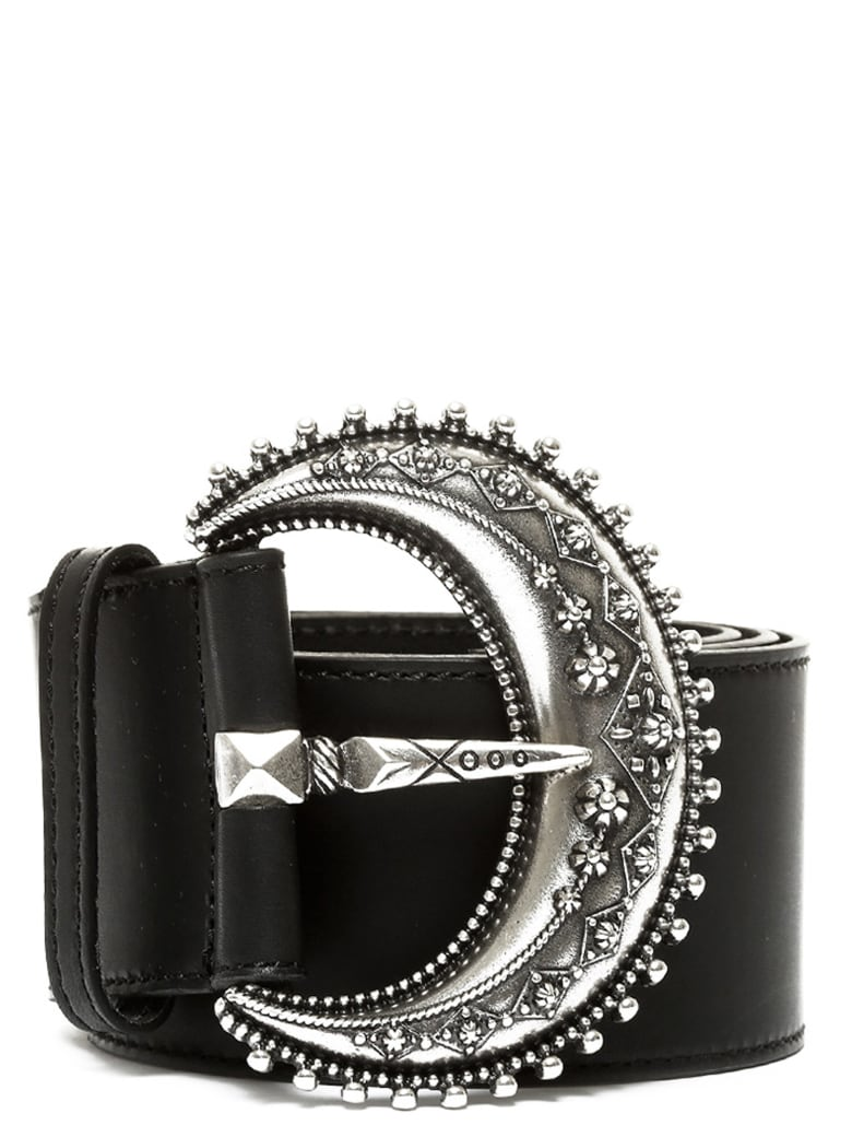 Etro Belt - Black