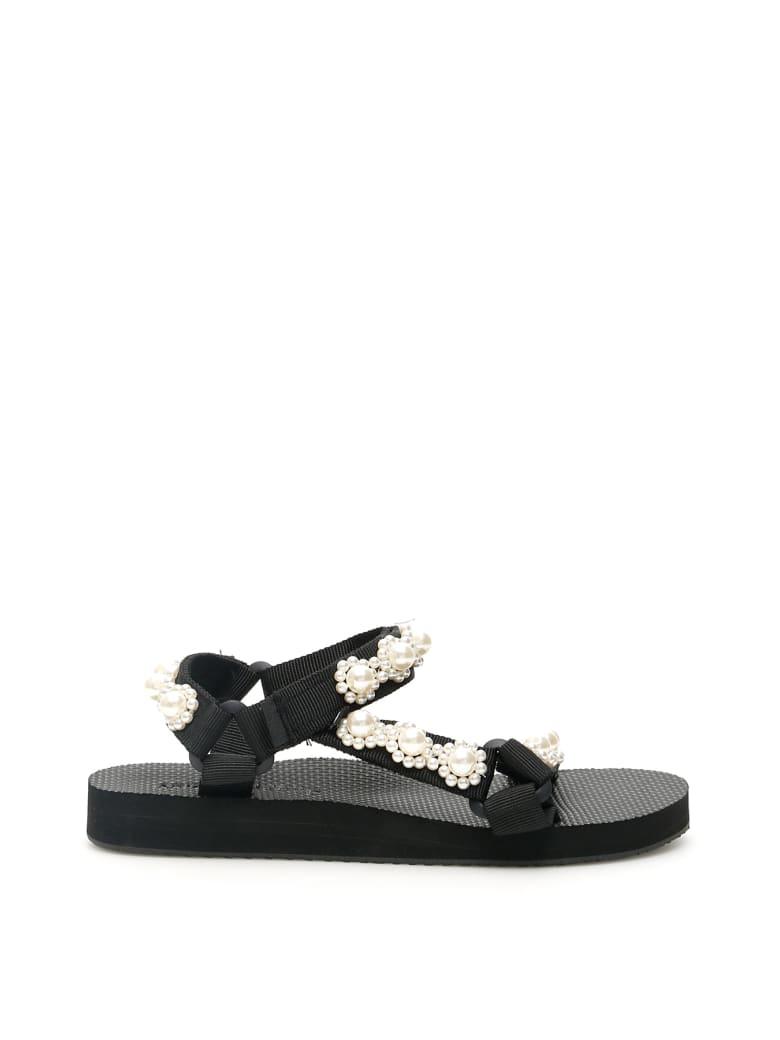 Arizona Love Pearl Trekky Sandals - PEARL (White)