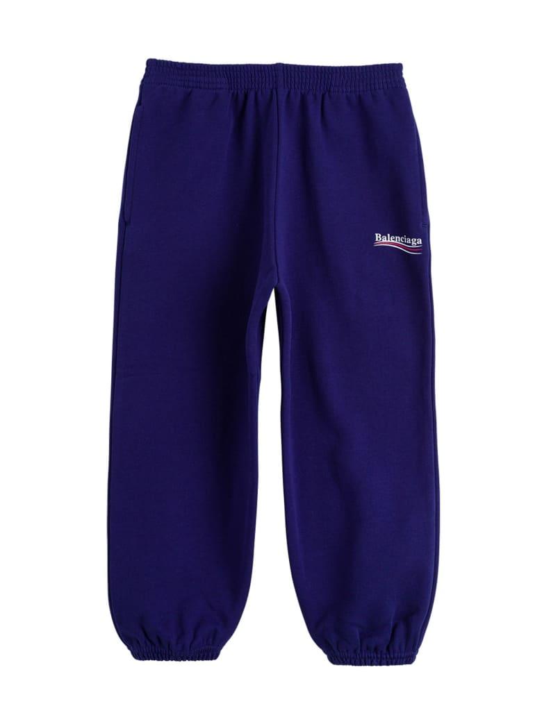 Balenciaga Joggers - Blu