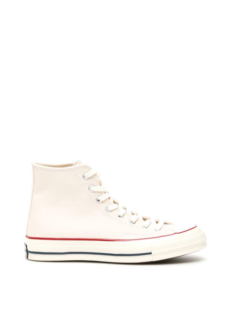 Converse Chuck 70 Hi-top Sneakers - PARCHMENT GARNET EGRET (White)