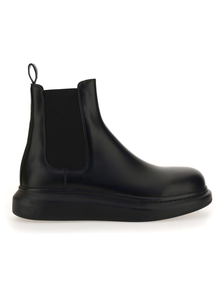 Alexander McQueen Boots - Black