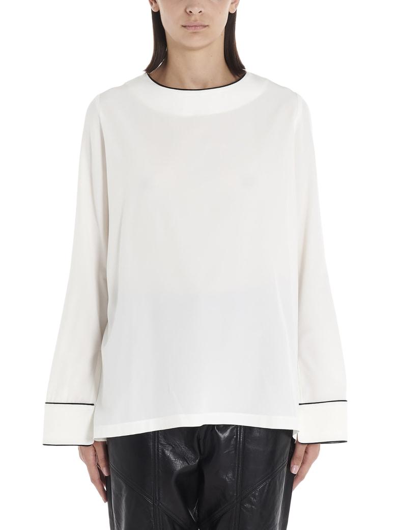 Di.La3 Pari' Shirt - White