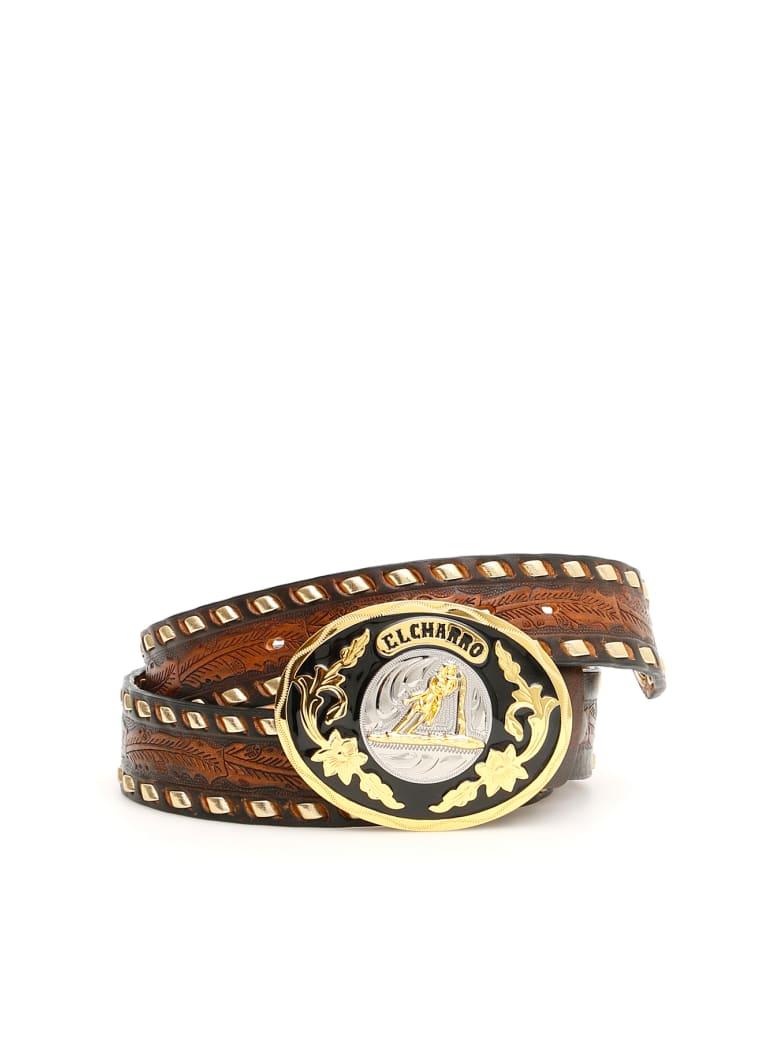 M1992 Charro Belt - ORO CUOIO (Gold)
