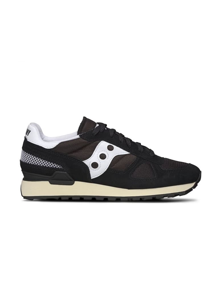 Saucony Sneakers - Black/white