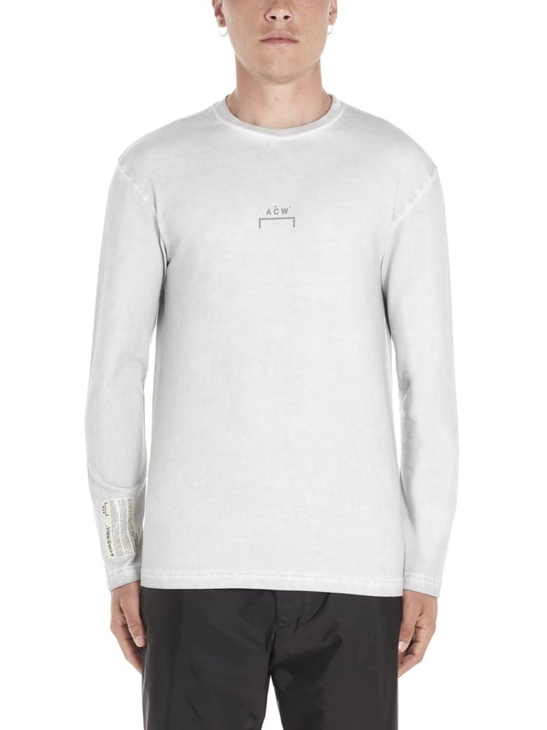 A-COLD-WALL 'basic' T-shirt - Grey