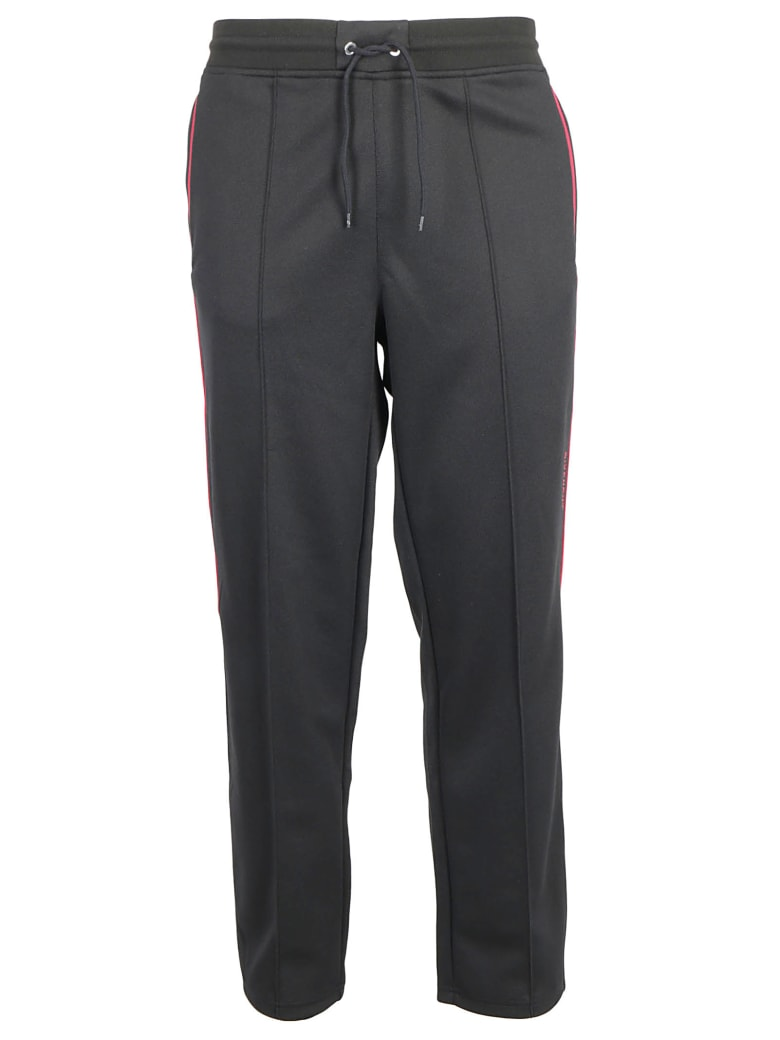 Givenchy Track Pants - Black red
