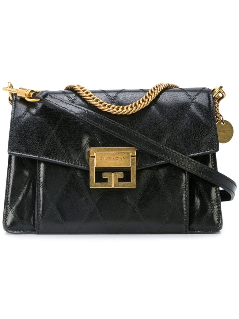 Givenchy Gv3 Clutch - Black
