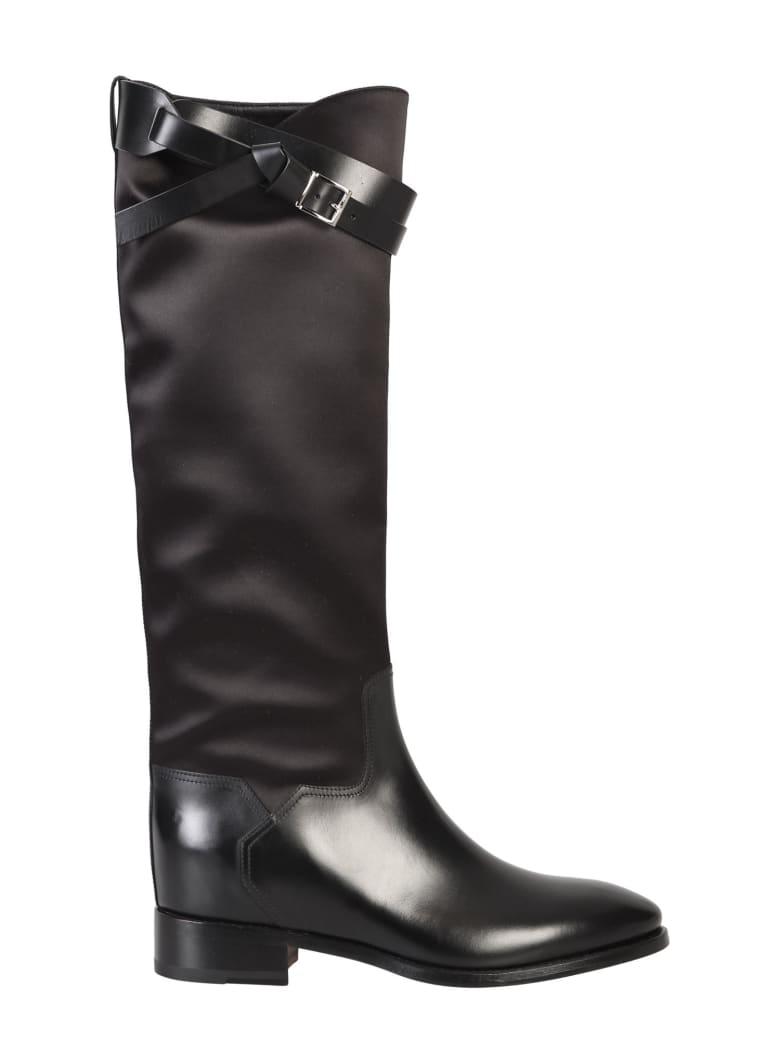 Santoni Caroline Boots - Black