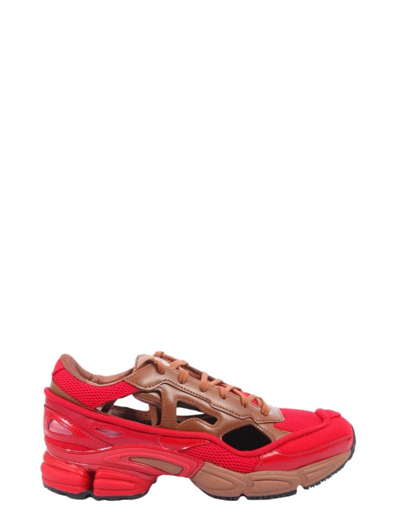 Adidas By Raf Simons Replicant Ozweego Sneakers - ROSSO