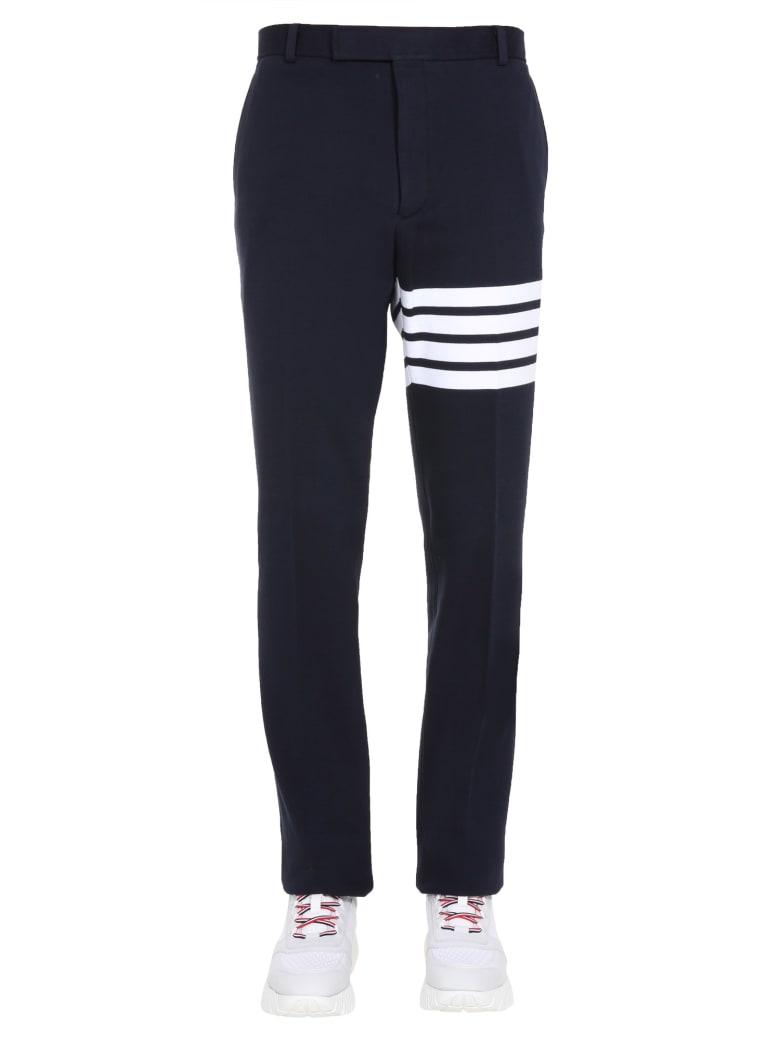 Thom Browne Chino Trousers - BLUE
