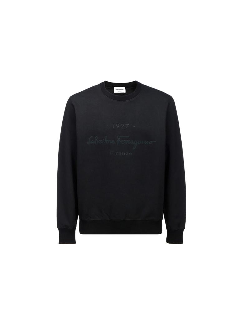 Salvatore Ferragamo Sweatshirt - Black