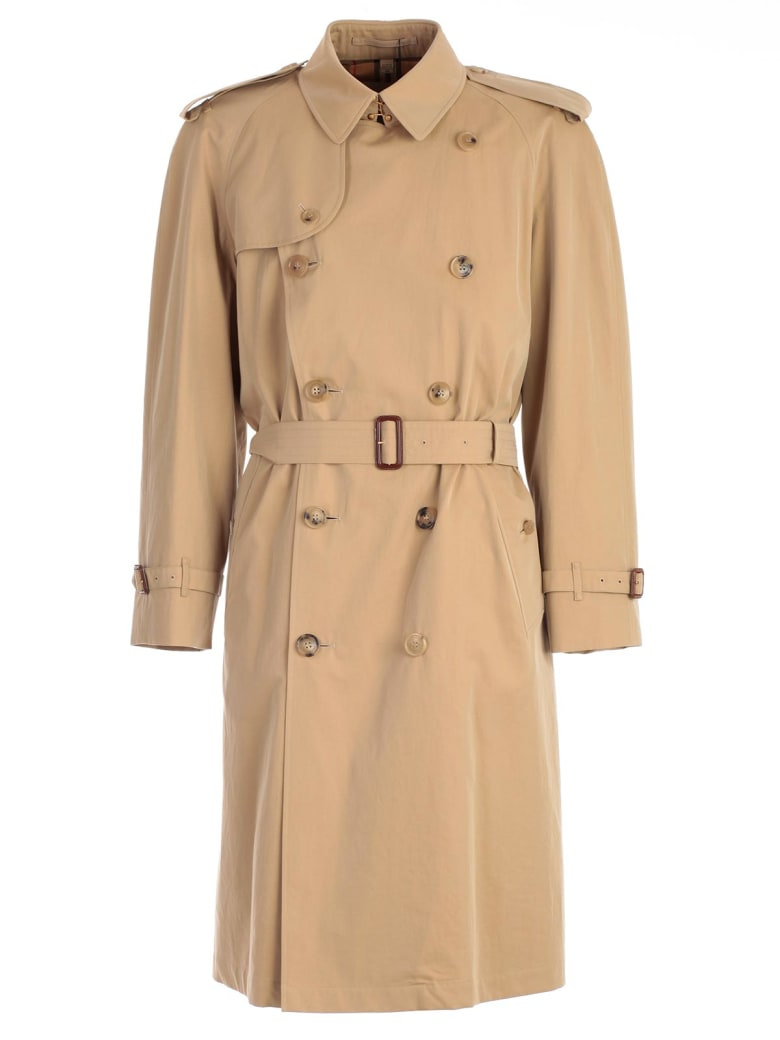 luxury aesthetic innovative design best selection of 2019 Best price on the market at italist | Burberry Burberry Westminster  Heritage Trench Coat