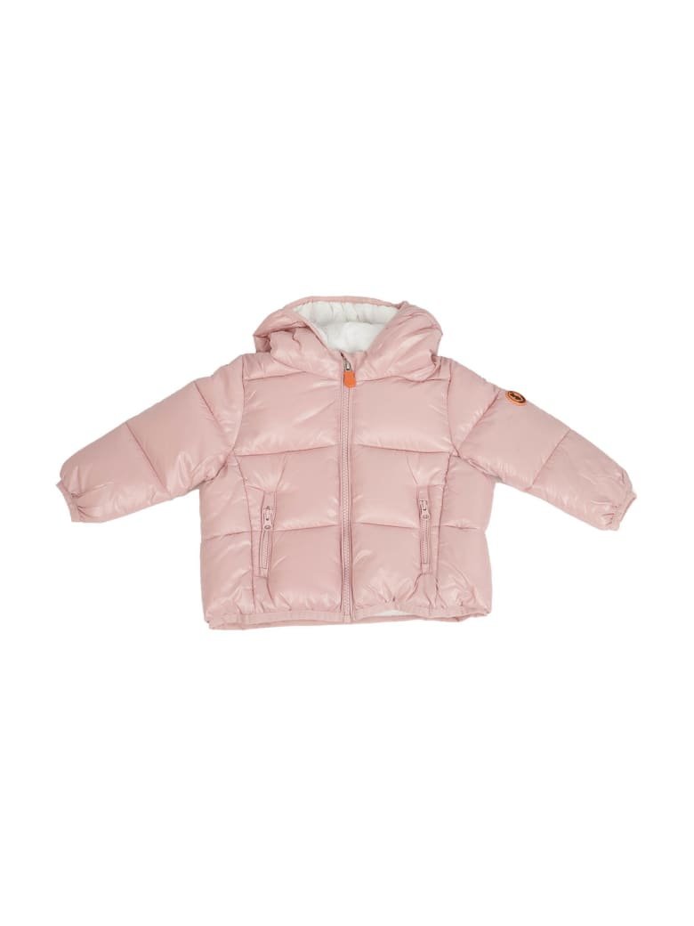 Save the Duck Jacket -  Rosa