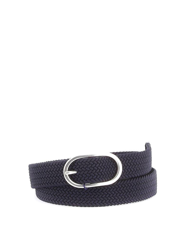 Anderson's Elastic Belt - Blue