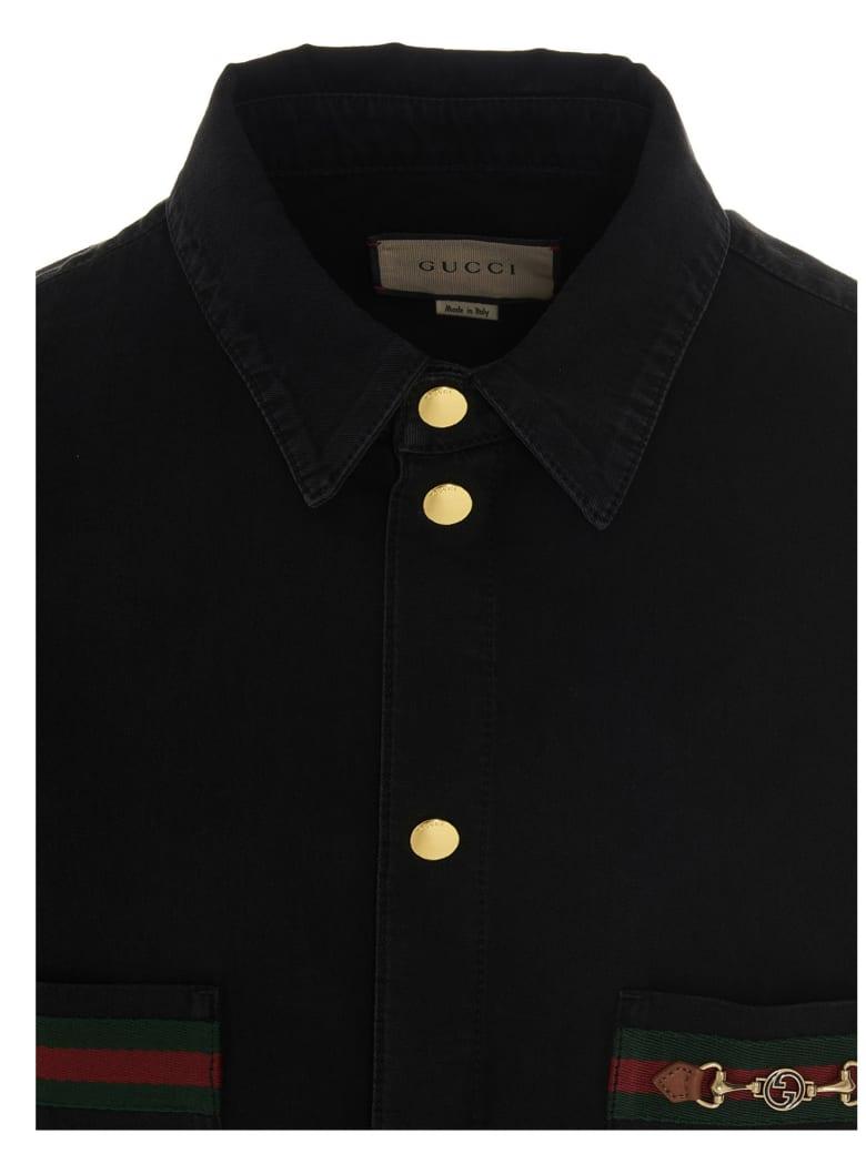 Gucci Shirt - BLACK