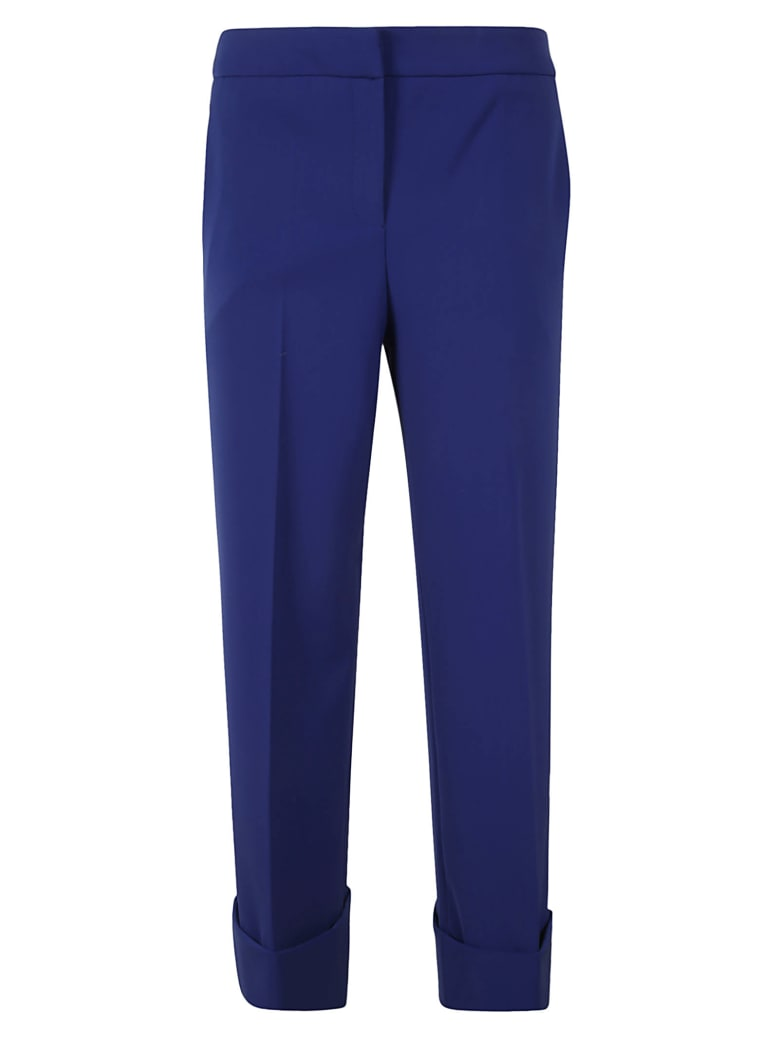 Moschino Straight-leg Trousers - blue