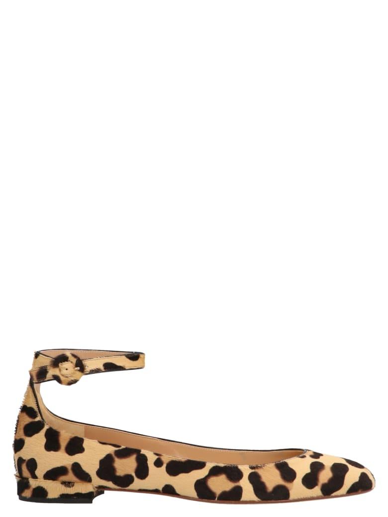 Francesco Russo 'leopard' Shoes - Multicolor