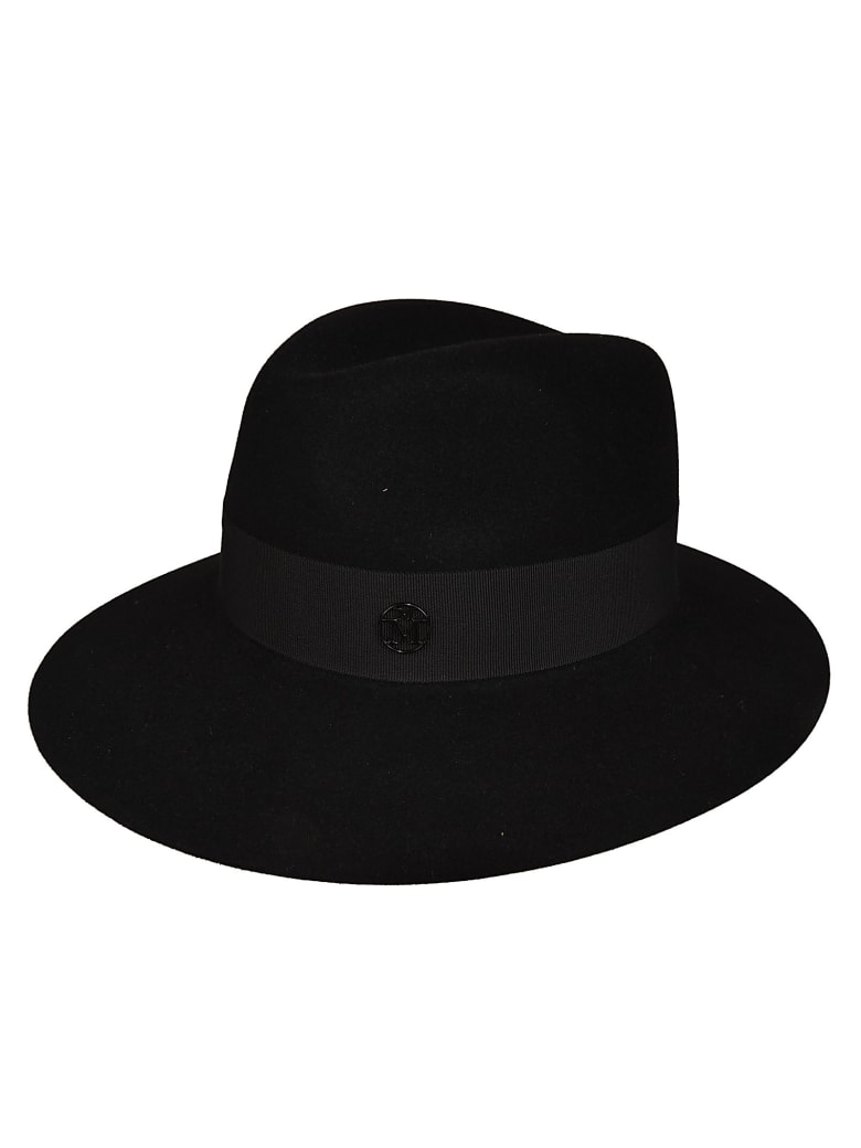 Maison Michel Henrietta Hat - Nero