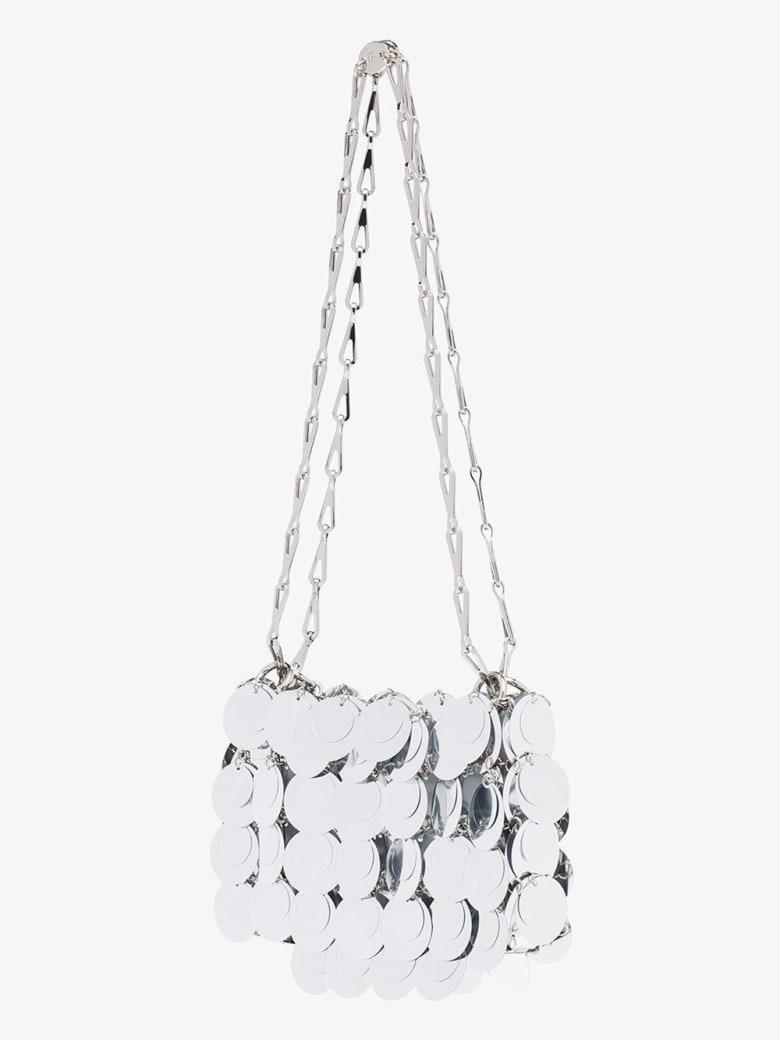 Paco Rabanne Sparkle Nano Crossbody Bag - Metallic