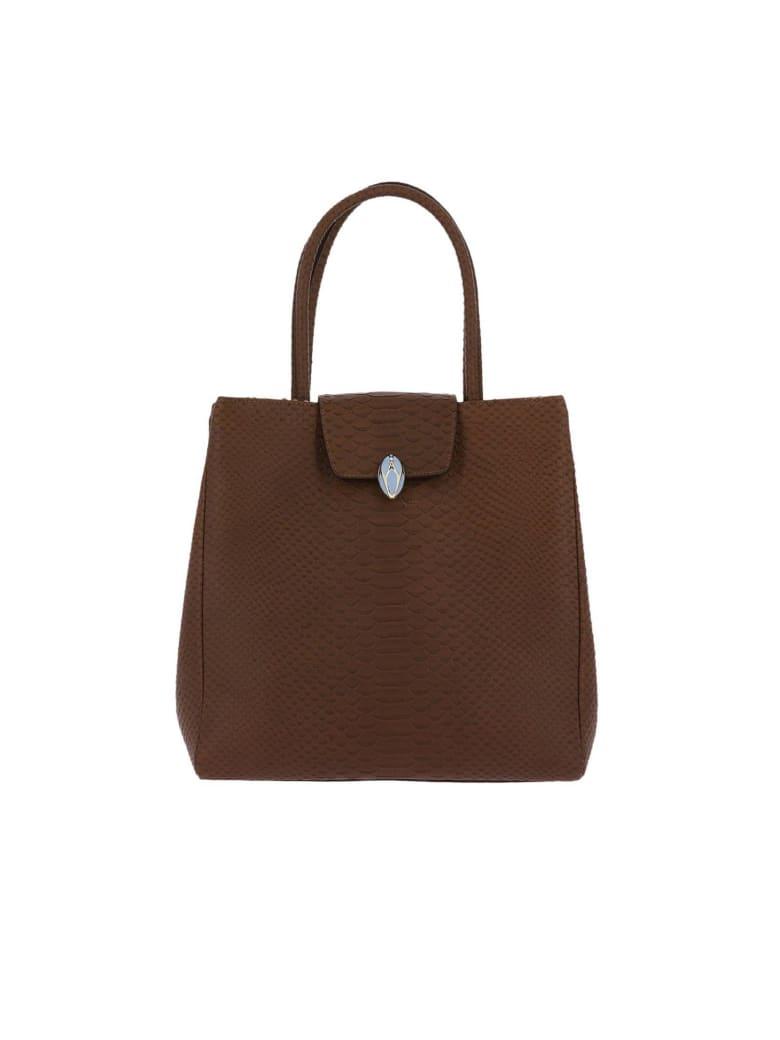 f.e.v. by Francesca E. Versace Handbag Shoulder Bag Women F.e.v. By Francesca E. Versace - brown
