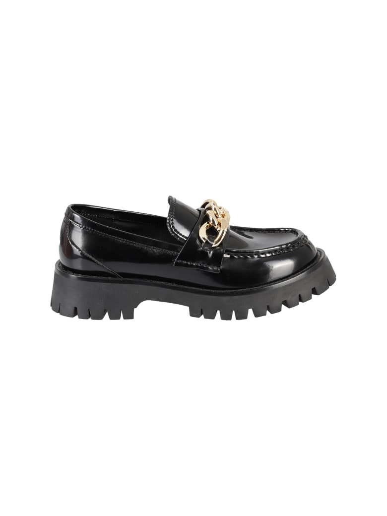 Jeffrey Campbell Flat Shoes - Bla Nero